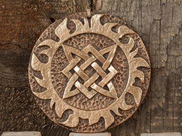 Символ звезда руси сварога