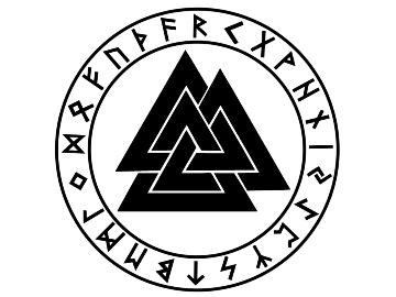 Символ Валькнут — значение и тайны скандинавского знака