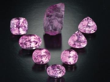 Особенности камня кунцит - магические, лечебные, физические и химические свойства минерала