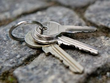 примета потерять ключи