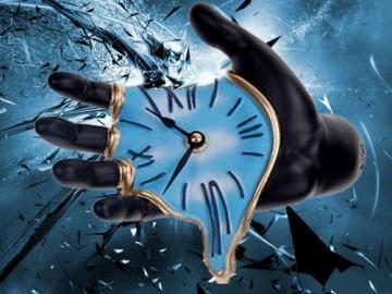 часы остановились
