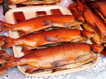 копченая рыба во сне
