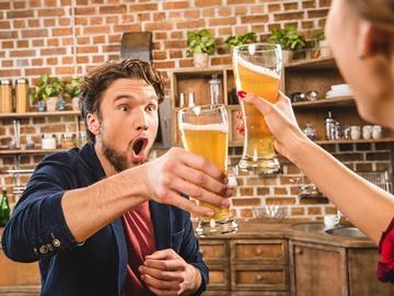 сонник пить пиво