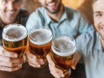 к чему снится пить пиво
