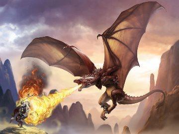к чему снится дракон женщине