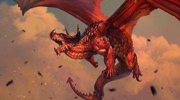 Снится дракон к чему дракон женщине к чему снится