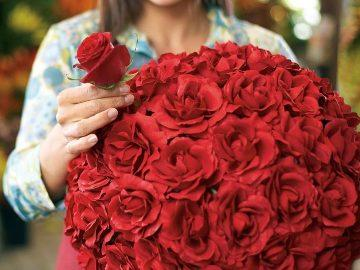 видеть во сне красные розы