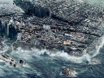 конец света с наводнением
